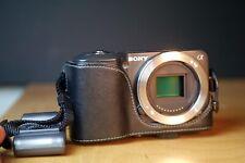 Sony Nex 3-D, 14.2 MP Body Gehäuse schwarz in OVP, 9.000 Auslösungen