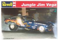Revell Jungle Jim Vega Funny Car Vintage 1993 1:25 Model Kit NEW SEALED Liberman
