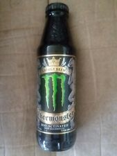 Uber Monster Energy Brew Glass Bottle