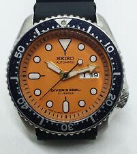 Seiko SKX007 7S26-0020 Diver's Watch