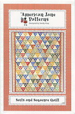 Suits and Sequence Quilt ~ Quilt Quilting Pattern~ by American Jane Patterns 258