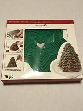 Cookie Tree Cutter 15 pieces set. By Celebrate it