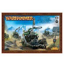 Age of Sigmar - Greenskinz - Orruk Boar Chariot - Orc Brand New Unboxed