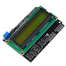 1602 LCD with Keypad Shield Board Green Backlight for Arduino Duemilanove Robot