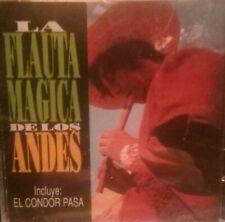 LA FLAUTA MAGICA DE LOS ANDES - ALONDRA - CDA 8004-S