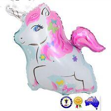 My Litte Pony Unicorn Foil Balloon Birthday Party Supplies Twilight Sparkle