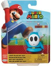 Blue Shy Guy (World Of Nintendo Super Mario) Figure