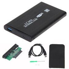 "USB 3.0 SATA 2.5 ""Pulgadas Disco duro Externo Carcasa HDD HD Móvil Caja Funda"