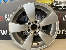 """BMW 17"""" ALLOY WHEEL RIM STYLE SPIDER SPOKE138 E60 525i 530i 535i P# 36116776776"""