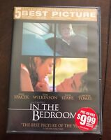 IN THE BEDROOM Academy Award Nominations 5 Best Picture DVD