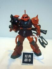 Bandai Gundam Cafe Limited Gentenkeishou Part 1 Char Zaku MS-06S Figure Gashapon