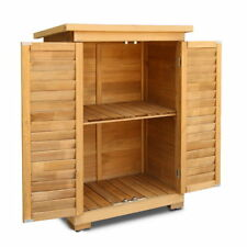 Artiss Furnishings FF-WD-SB-95 Woodshed Storage Cabinet