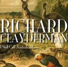 RICHARD CLAYDERMAN I Still Call Australia Home CD BRAND NEW