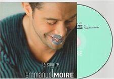EMMANUEL MOIRE le sourire CD SINGLE