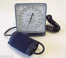 Aneroid Sphygmomanometer Professional Blood Pressure Monitor Desk & Wall NEW