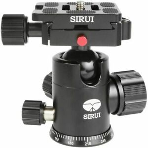 SIRUI G-10X Tripod Ball Head with Quick Release Plate