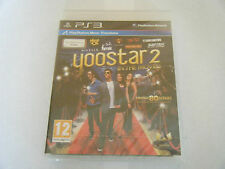 Yoostar 2 In The Movies - Sony PlayStation 3 - Neuf et Emballé - PAL FR