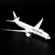 1/400 Japan Airlines Boeing 787-9 JA861J Flugzeug Modell seltene Sammlung