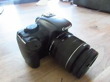 Canon EOS 1100D 12.2MP Digitalkamera - Schwarz (Kit mit EF-S...