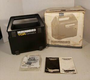 Hummingbird TCR ID-1 Portable Fish Finder