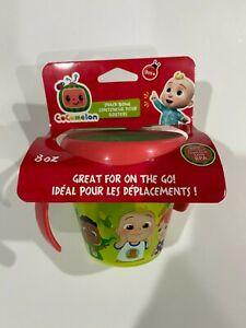CoComelon Snack Bowl Great for on the Go JJ 8 Ounces Brand NEW