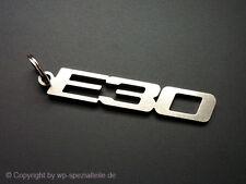 BMW E30 Keychain Keyring Chain Fob Keyfob Pendant M3 325 323 320i 318i Cabrio