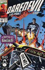 Daredevil #292 Near Mint (Vol 1 1963) Punisher App