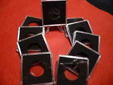 CND QUADRUM : SQUARE COIN CAPSULE SYSTEM  28mm pkg of 10 #6 TOONIES