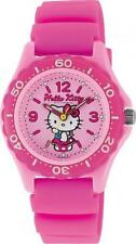 hm0341 CITIZEN Q&Q SUNRIO Hello Kitty waterproof wrist watch Pink VQ75-230 Woman