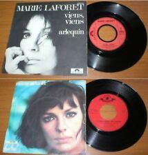 Stock 2 dischi 45 giri vinile - Marie Laforet