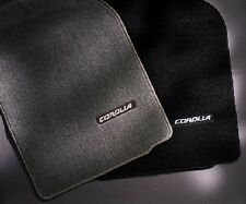 2003 - 2008 Toyota Corolla Carpet Floor Mats,  Gray w/Heat Duct,  PT206-02040-11