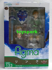 Max Factory FIGMA #153 Adventure The Legend of Zelda Skyward Sword LINK figure