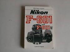 Buch Nikon F601 F 601 F601M F601 M  Laterna Magica