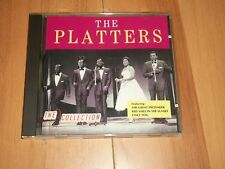 CD-THE PLATTERS-THE COLLECTION-OBJECT ENTREPRISES-1990
