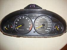 Honda integra dc2 b18c6 edm cluster speedometer fits civic ek9-4 eg6 vti vtec