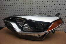14 15 16 TOYOTA COROLLA HALOGEN LED LEFT DRIVER HEADLIGHT OEM 2014 2015 2016