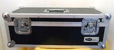 "Neo 7"" Singles Vinyl Record Aluminium DJ Flight Storage Carry Case Black 300"