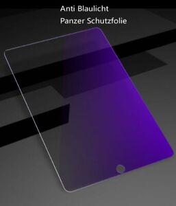 """1xApple iPad Air 4. 2020 10,9"""" Anti-Blaulicht Panzer Schutz Glas Displayschutz"""