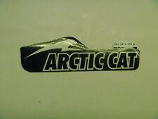 NEW OEM ARCTIC CAT SNOWMOBILE DECAL PART # 3411-454