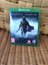 MIDDLE EARTH SHADOW OF MORDOR MICROSOFT XBOX ONE