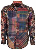 NEW Robert Graham Classic Fit ODD MAN OUT Limited Edition Sports Shirt 3XL