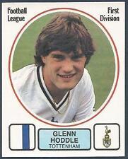 TOPPS-1980-FOOTBALLERS-PINK BACKS #135-TOTTENHAM HOTSPUR /& ENGLAND-GLENN HODDLE