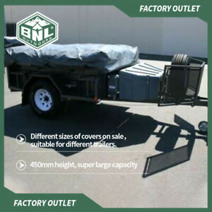 PVC Travel Covers For Camper Trailer Tent, New upgrade, More sizes.