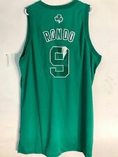 Adidas Swingman NBA Jersey Boston Celtics Rajon Rondo Green X-Mas sz 2X