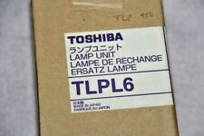 Toshiba TLPL 6  LAMP