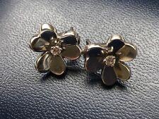 Frivole diamond white gold earrings / STUNNING !