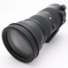 SIGMA Sports 150-600mm F5-6.3 DG OS HSM (for Nikon F mount) #216