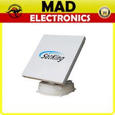 Satking ProMax Automatic Motorised Satellite Dish Foxtel Vast Caravan Motorhome