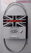 FIBRAX STAINLESS STEEL TANDEM INNER GEAR CABLE- (3050mm) & Crimp