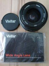 Vivitar 28 mm F/2,5 MD MC Objektiv